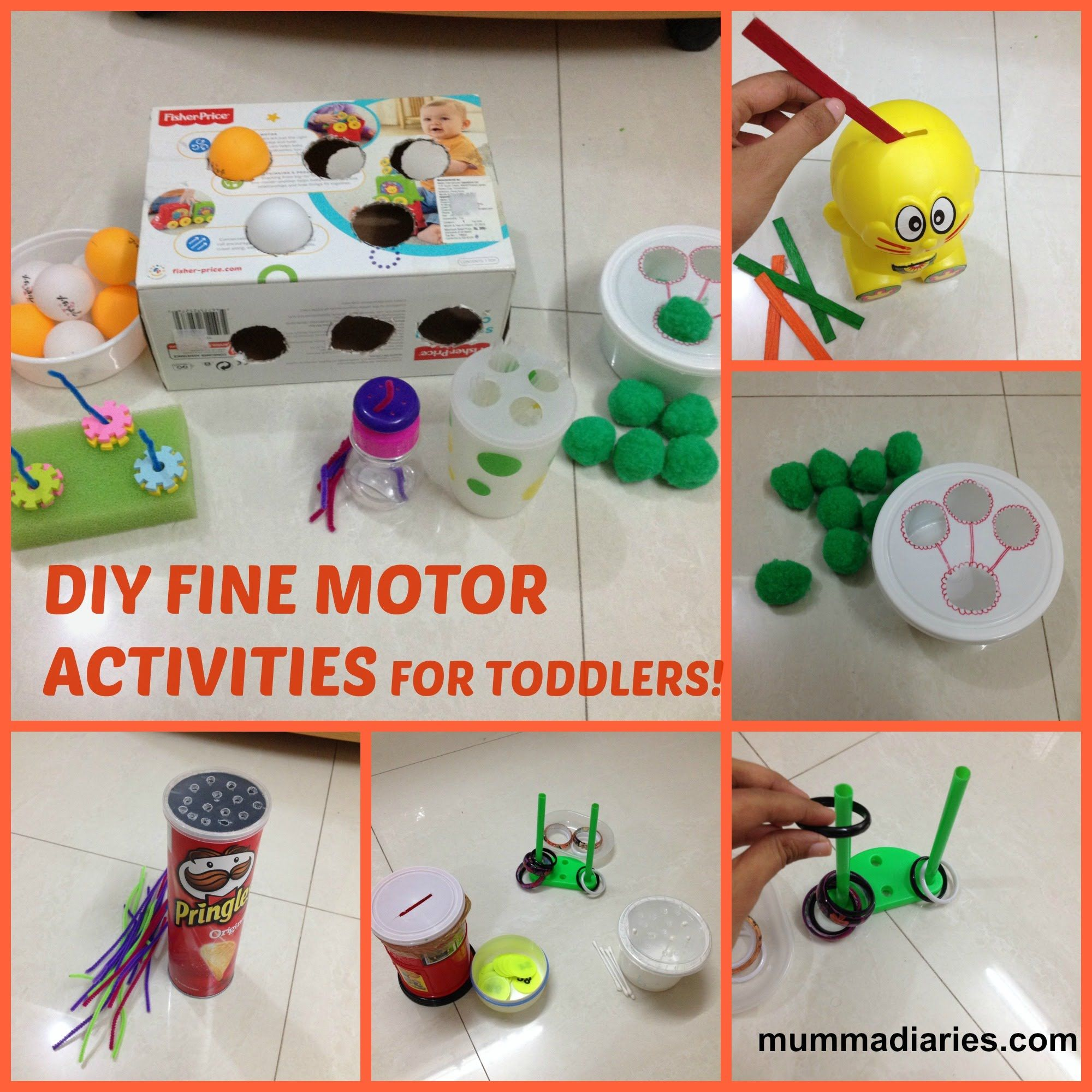 12 Fun Amp Simple Fine Motor Activities For Toddlers