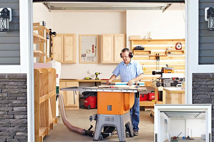 Interesting Guide Plan To Outfit A Home Woodshop Over 1 Year Period