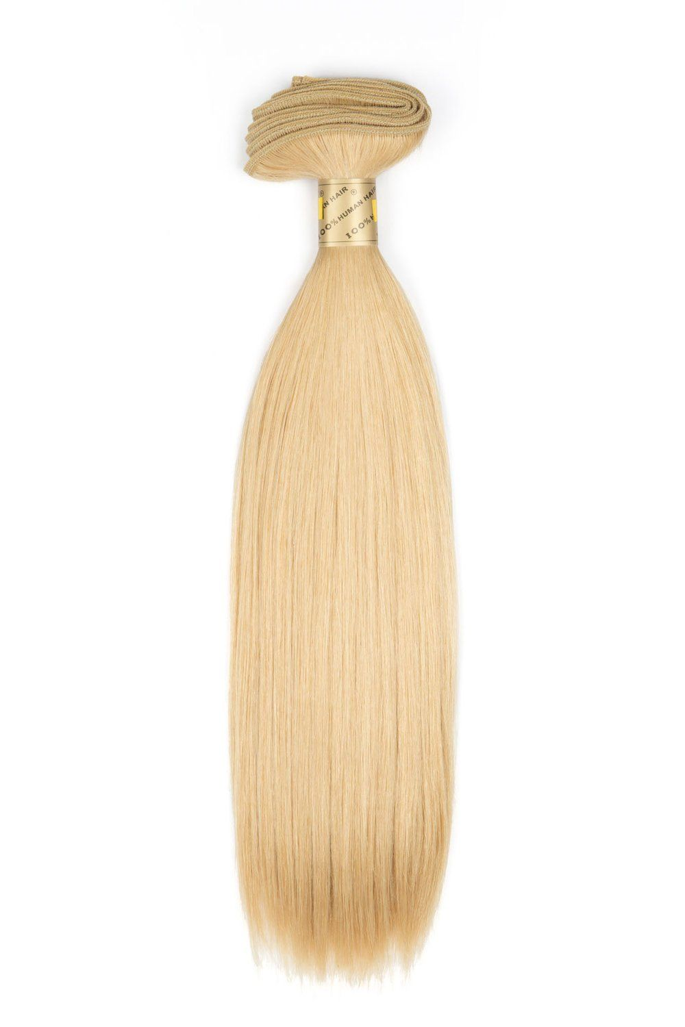 Silky Straight Bohyme Gold 100 Remy Human Hair Extensions By Bohyme