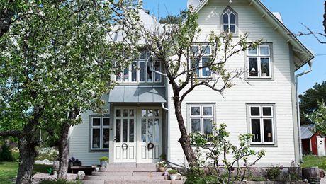 Trädgård trädgård sekelskifte : Sekelskifte i Stockholms skärgÃ¥rd - Sköna hem | Dream houses ...