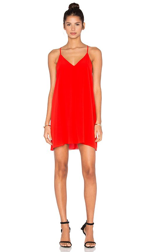 Shop for Alice + Olivia Fierra Dress in Light Poppy at REVOLVE. Free day  shipping and returns, 30 day price match guarantee.