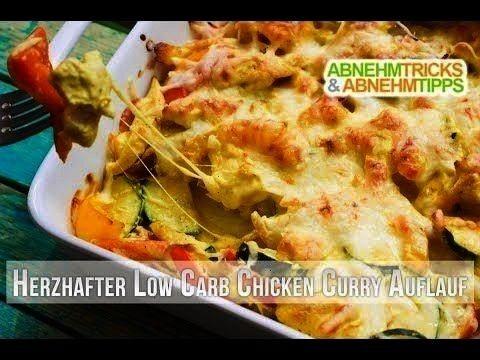 - Herzhafter Low Carb Chicken Curry Auflauf - Suse -Curry Alarm! - Herzhafter Low Carb Chicken Curr