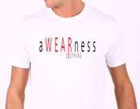 Awearness Clothing by Tyler Cole, via Behance