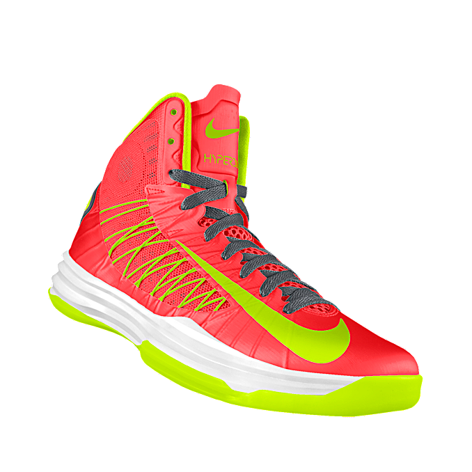 timeless design 0cc2e 39b1b NIKEiD. Custom Nike Hyperdunk iD Women s Basketball Shoe