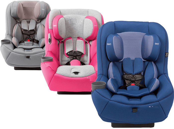 Evenflo Tribute LX Convertible Car Seat Review by Baby