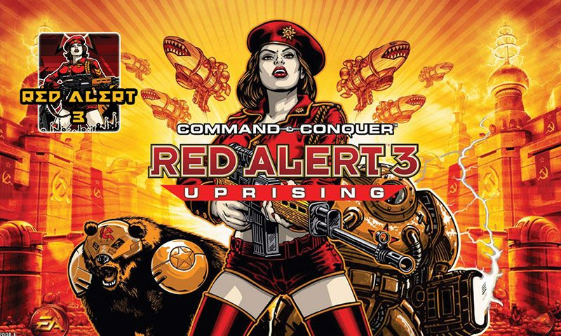 command and conquer red alert 3 iso direct download