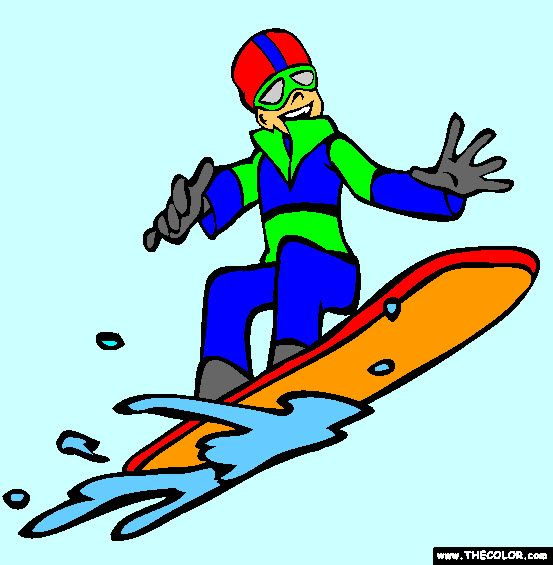 Snowboard dating