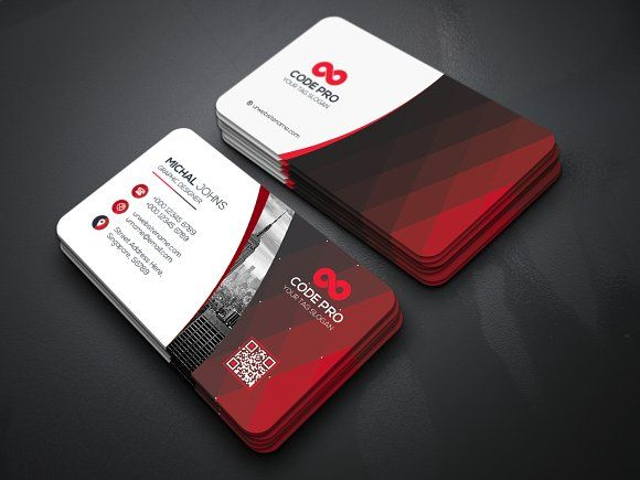 Simple Professional Business Cards Templates Features Of - Professional business cards templates