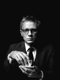 coffee drinker portraits - like black background, shadow