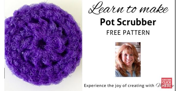 These Crocheted Dish Scrubbies Are The Absolute Best Crafts