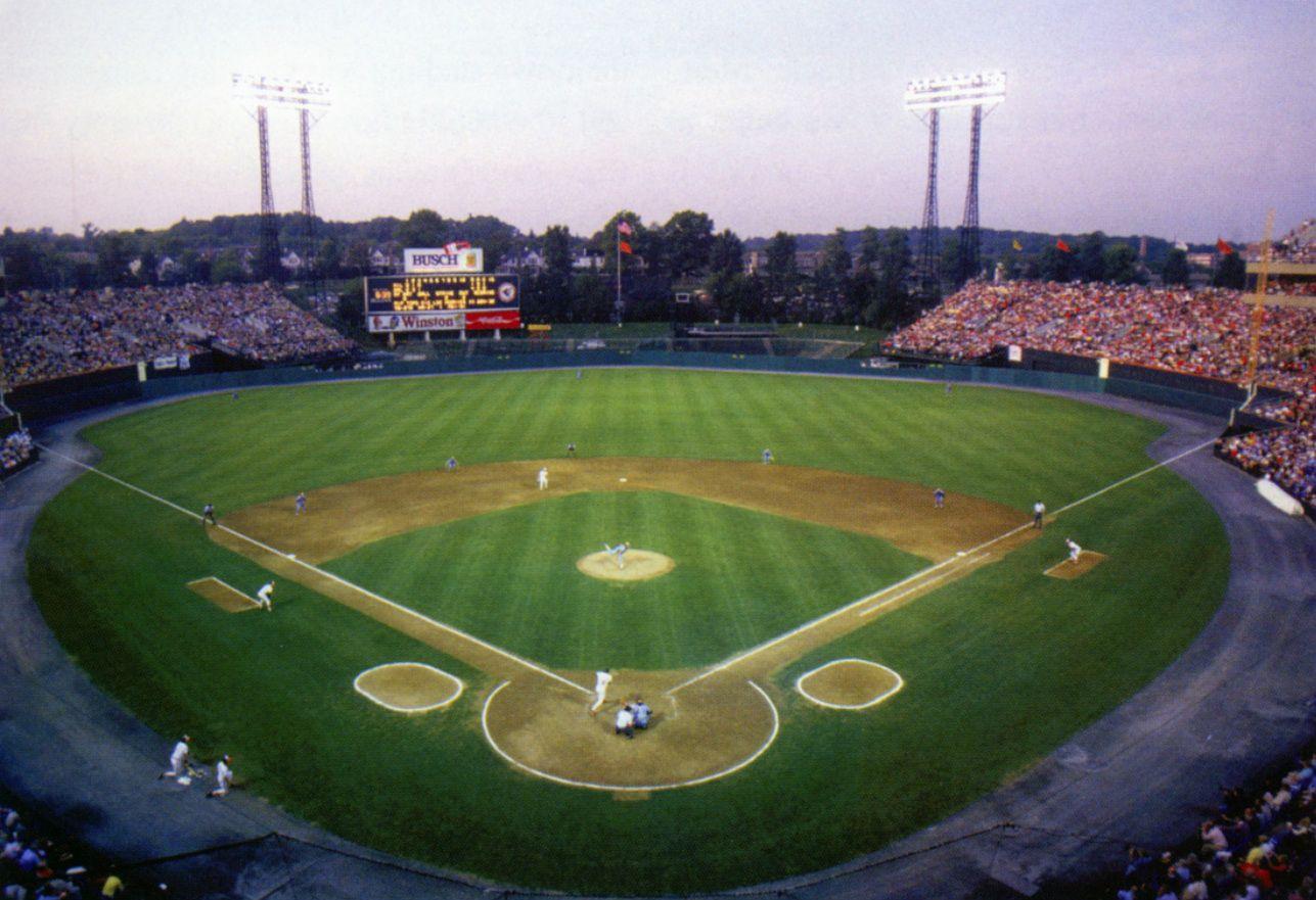 Baltiimore Memorial Stadium Baseball Park Baseball Stadiums Parks Baseball Stadium