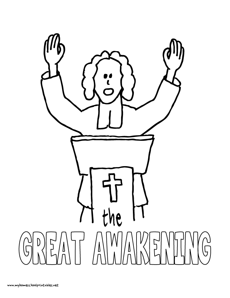 world history coloring pages printables great awakening mystery  great awakening essay world history coloring pages printables great awakening