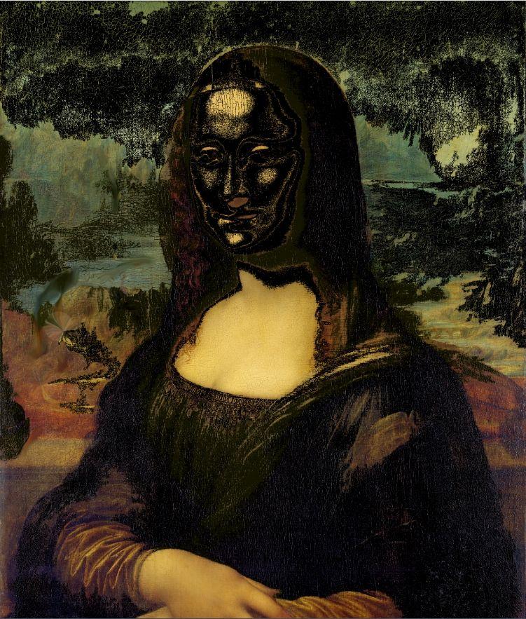 Mona Lidia In 2020 Mona Lisa Mona Artwork