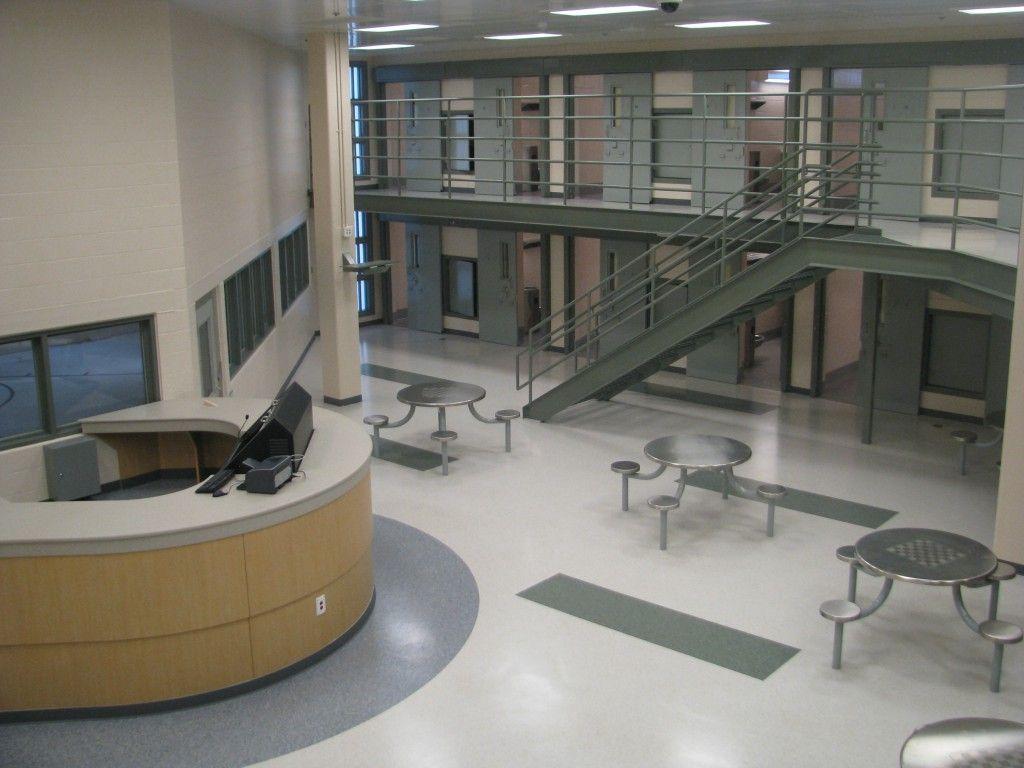 interior Prison, Interior, County prison