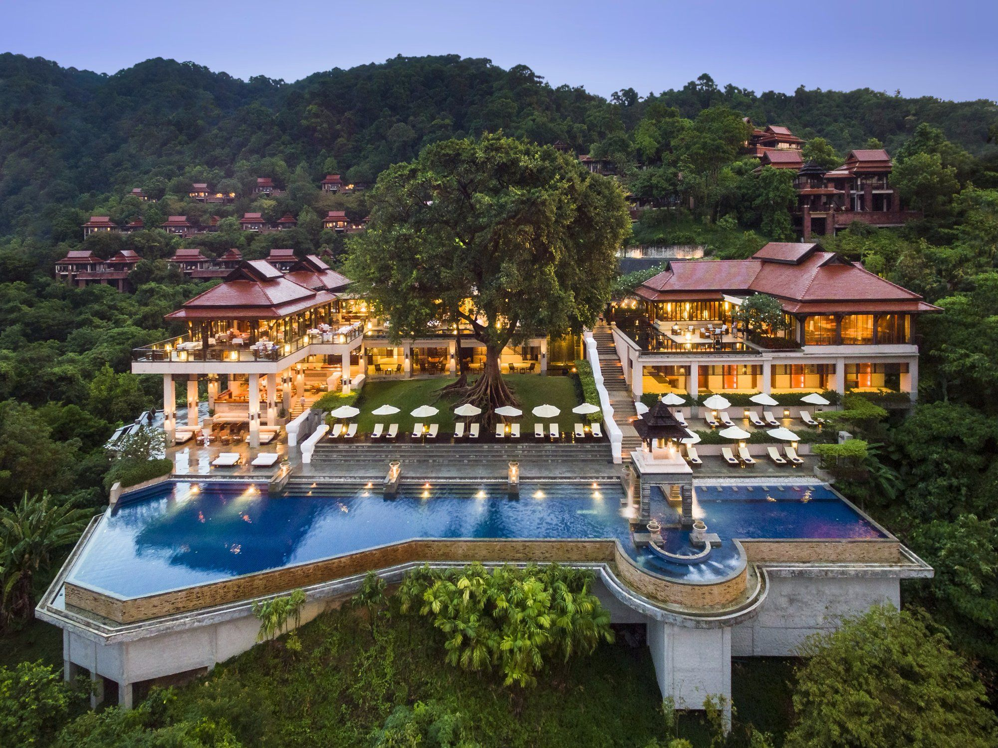 The Top 25 Luxury Hotels In Thailand Pimalai Resort And Spa Ko Lanta