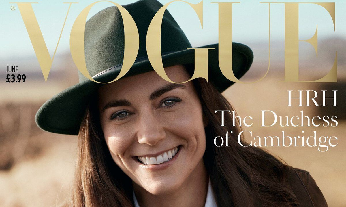 Duchess of Cambridge to be Vogue cover star | UK news | The Guardian