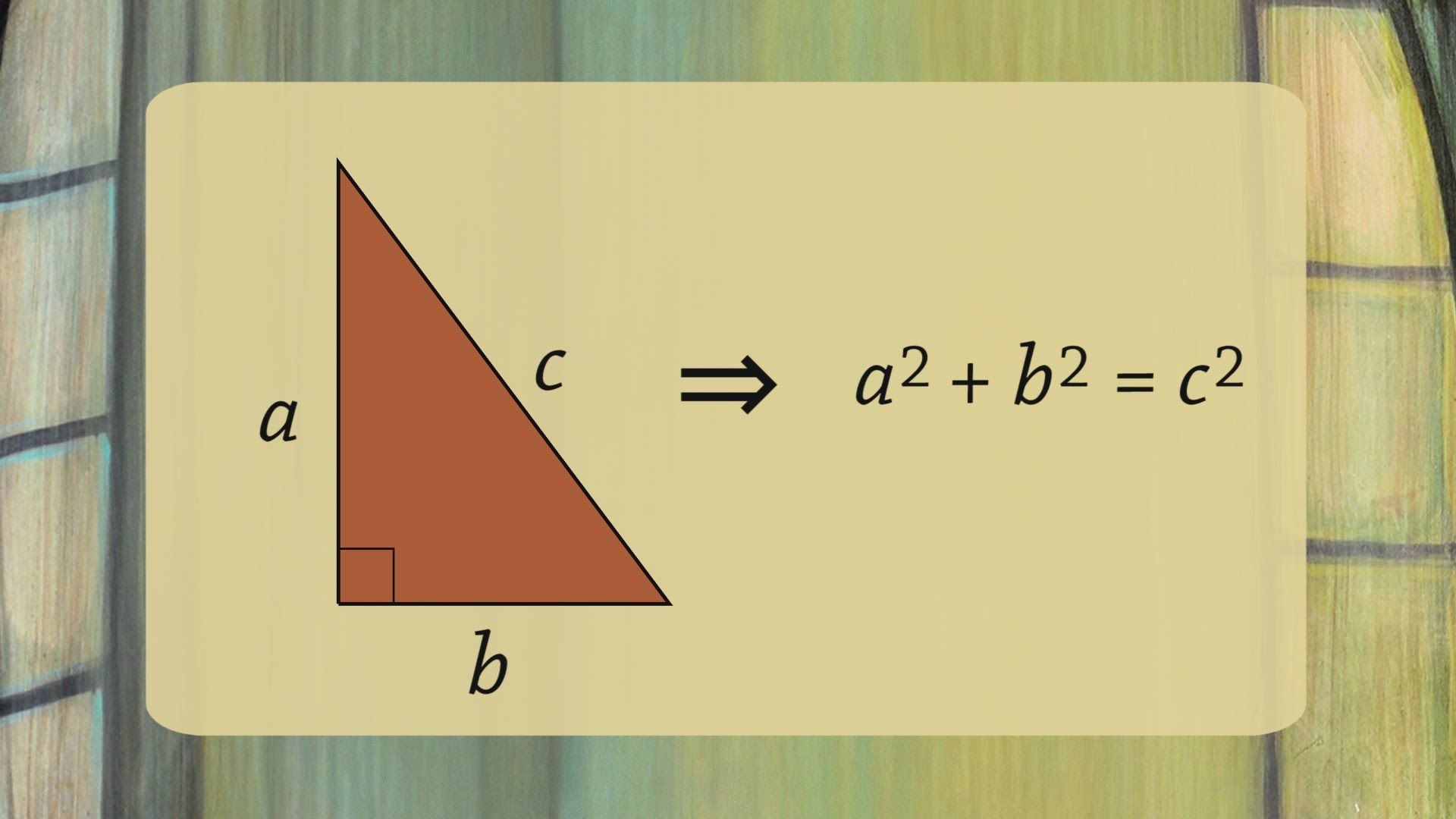 Introduction to the Pythagorean Theorem (Geometry