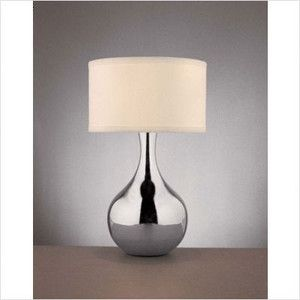 George Kovacs   P058 077   Mercury Large Tear Drop Table Lamp