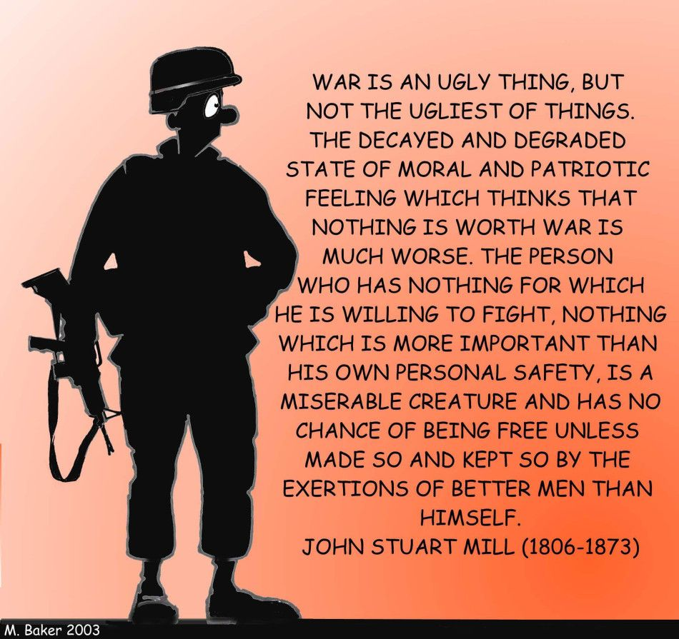 Famous Military Quotes Adorable Pvt Murphy's Law Nothing Is Uglier Than Someone Who Thinks Nothing . Inspiration Design