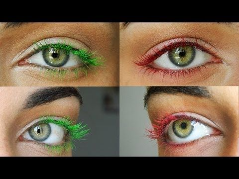 29328db902e DIY Colored Mascara How-To! 2 ways to create your own colored mascara! -  MakeupAndArtFreak - YouTube