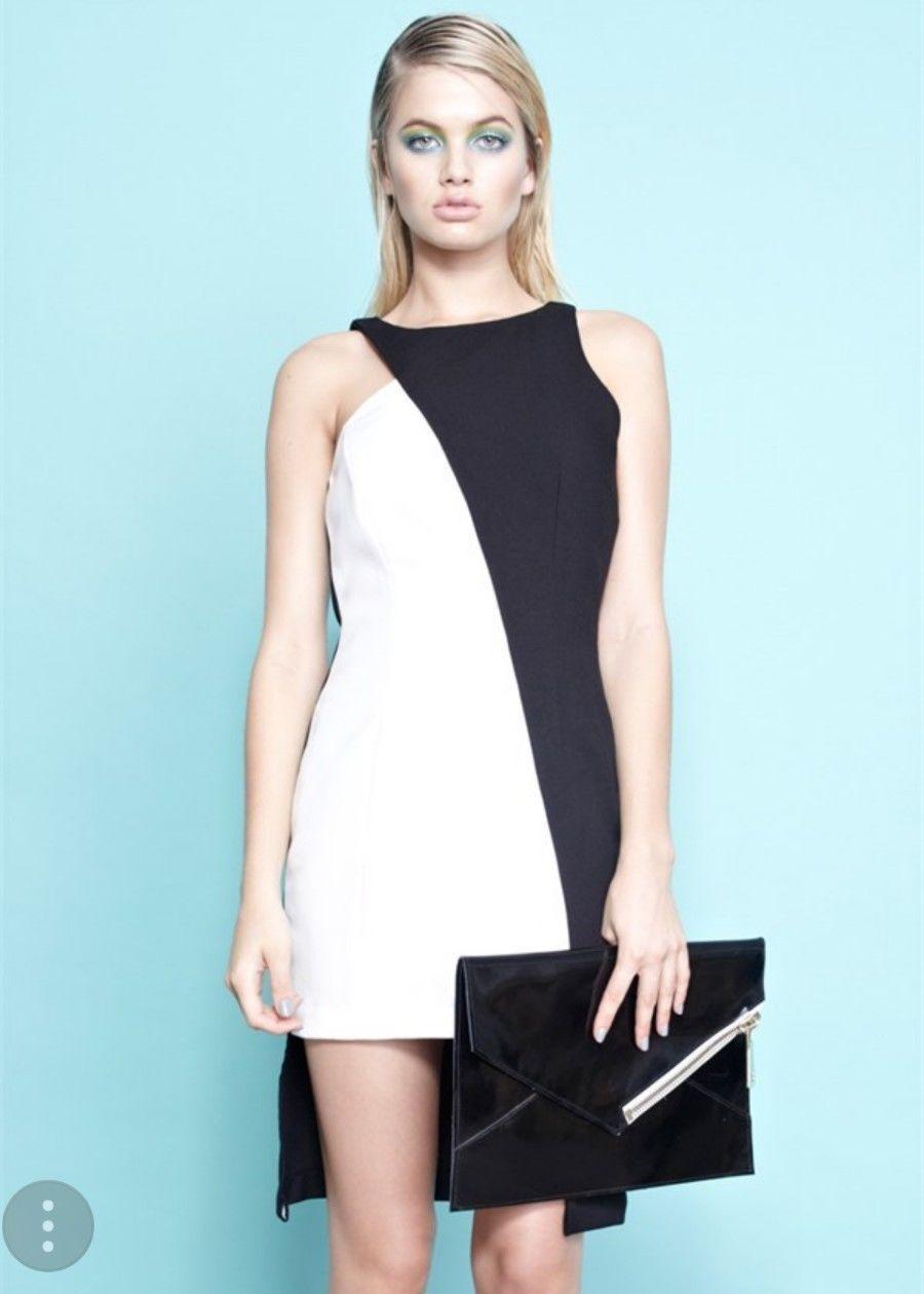 shakuhachi block party races midi dress 6 xs | eBay | design ...