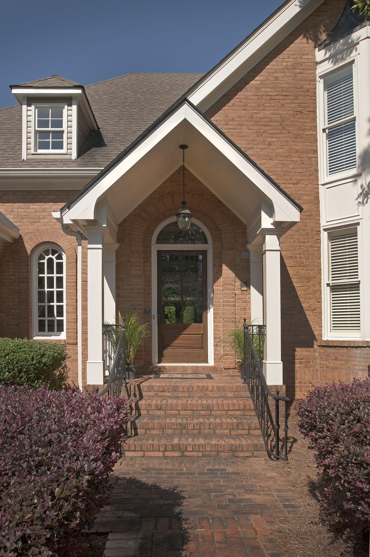 23++ Double gable front porch trends