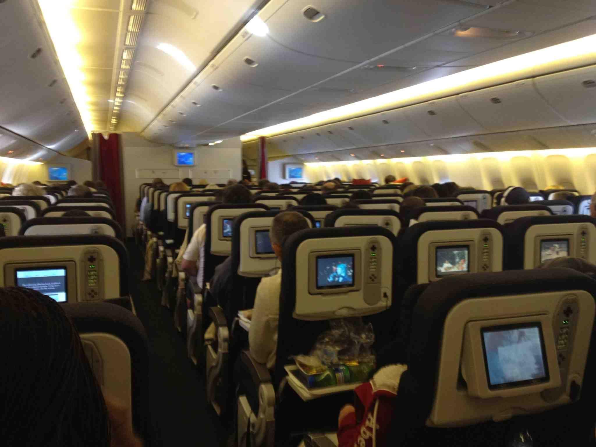 Seatguru Seat Map Air France Boeing 777 200er 772 Three Class V1