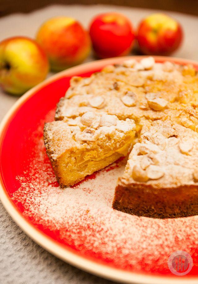 lecker lezmi: Apfelkuchen à la Julia