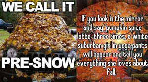 """Fall Memes"" That Will Make You Fall in Love with Fall All Over Again (GALLERY) #fallmemes"