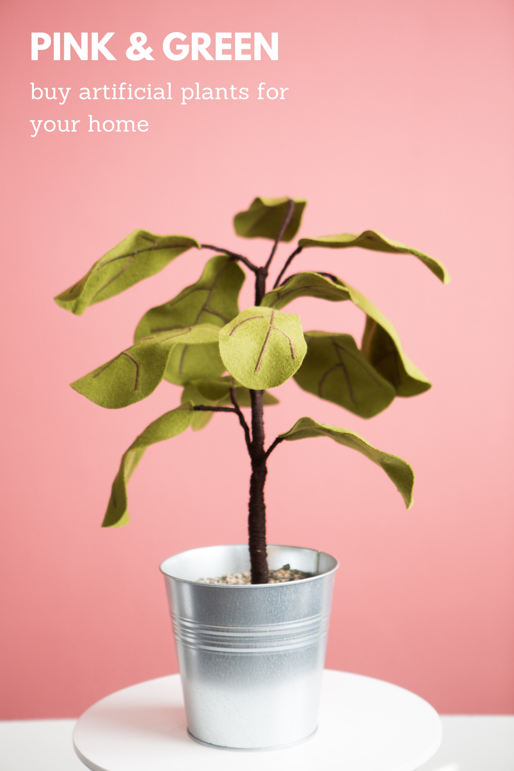 The best way to add a touch of style to your home is with an artificial house plant. A touch of Green and the outdoors with none of the hassle of a real plant. #artificialplants #homedecor #interiordesignideas #interiorstyling #interiorinspiration