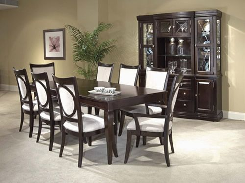17 Best 1000 images about Dining Rooms on Pinterest Dining sets