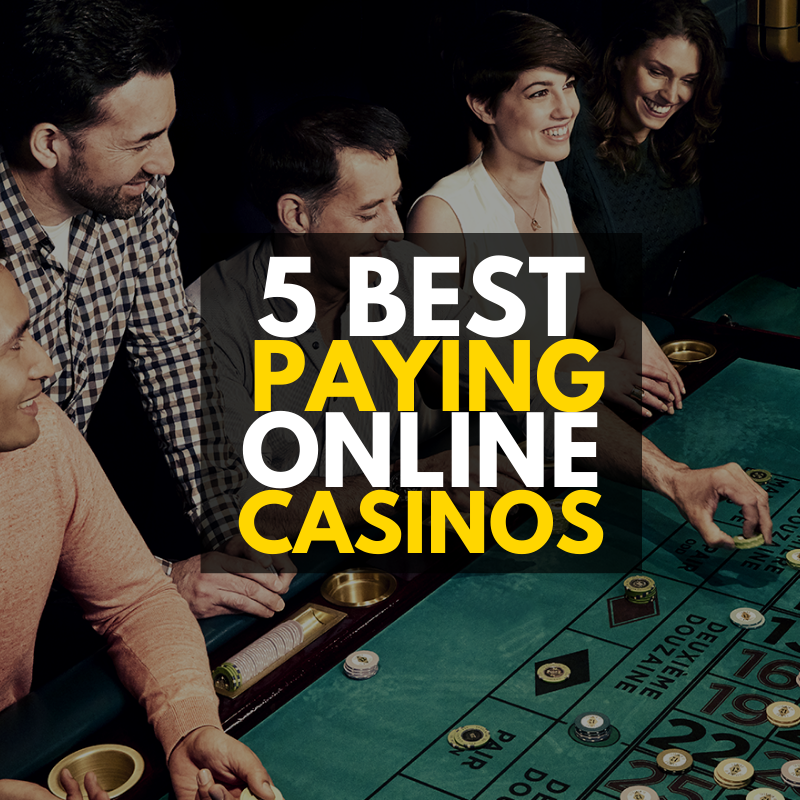 best online casino that pays out