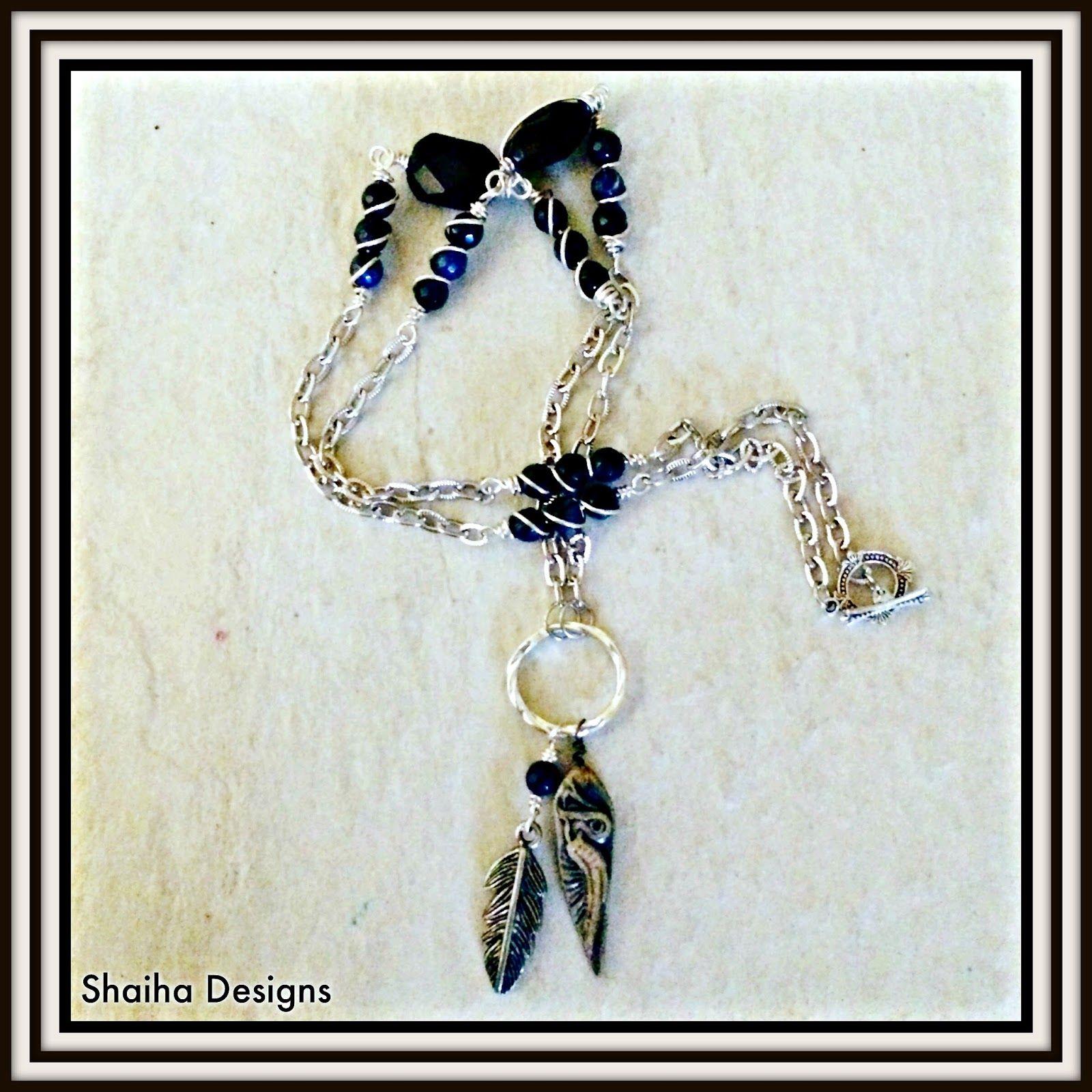 Shaiha's Ramblings: Art Jewelry Elements Head Pin Blog Hop