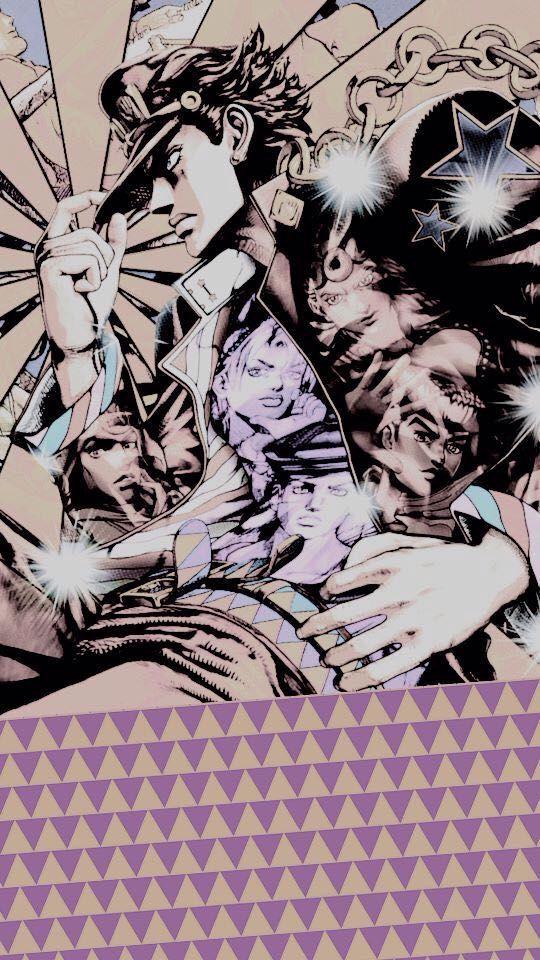 Fondos de pantalla JJBA  - Jotaro Kujo #3
