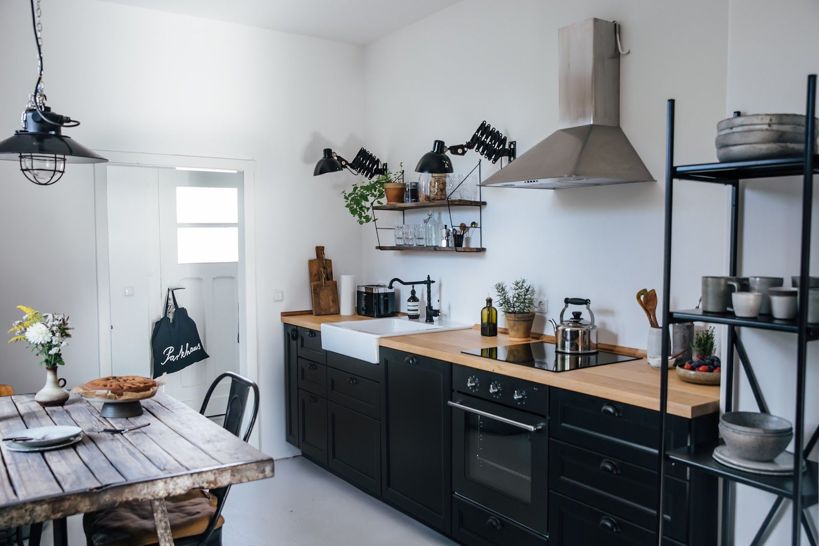 Küche Ikea Berlin Kitchen Of The Week A Diy Ikea Country Kitchen For Two Berlin