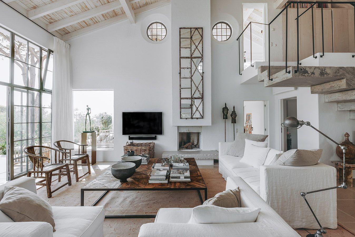 Photo of Une maison portugaise rénovée en tons naturels – PLANETE DECO a homes world