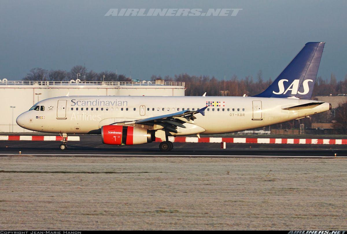 Airbus A319 132 Scandinavian Airlines Sas Aviation Photo 4870913 Airliners Net Airbus Sas Scandinavian