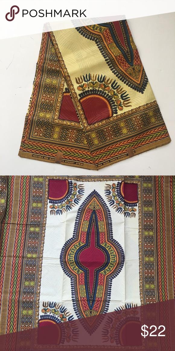 Dashiki Fabric 3 Yards African Print Ankara Fabric 100 Cotton Hi Target Other Ankara Fabric Dashiki Fabric Fabric