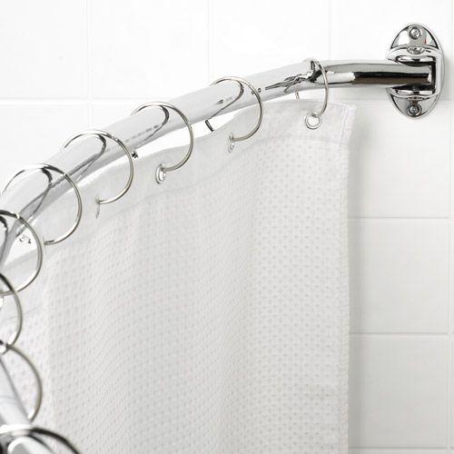 Home Shower Rod Shower Curtain Rods Corner Shower Curtain Rod