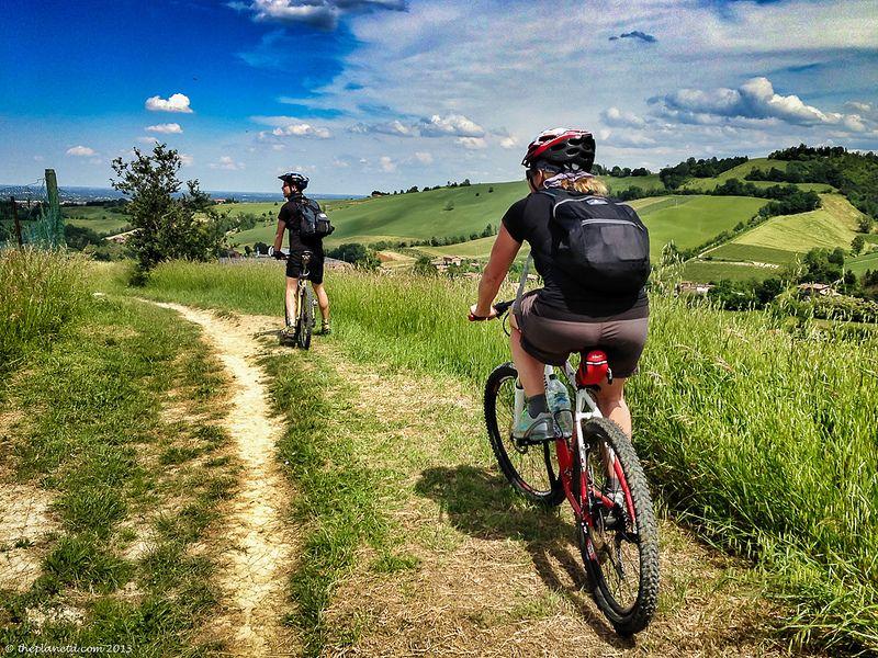 Biking the Maranello Hills, a Devine Alternative to Tuscany | The Planet D