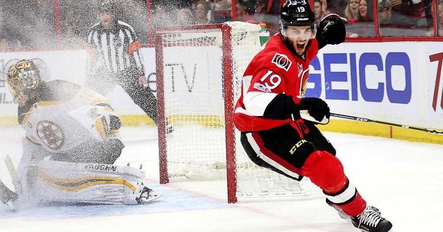 Assistir a um jogo de hóquei no gelo do Ottawa Senators #viagem #canada #viajar