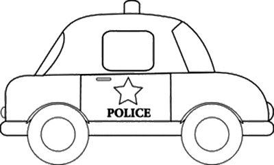 Classic Car Sheriff Coloring Page Police Car Car Coloring Pages Cars Coloring Pages Police Cars Police
