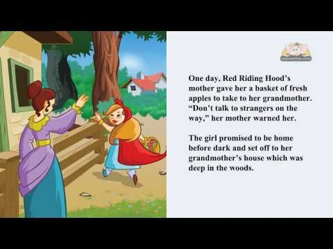 little red riding hood online book pdf