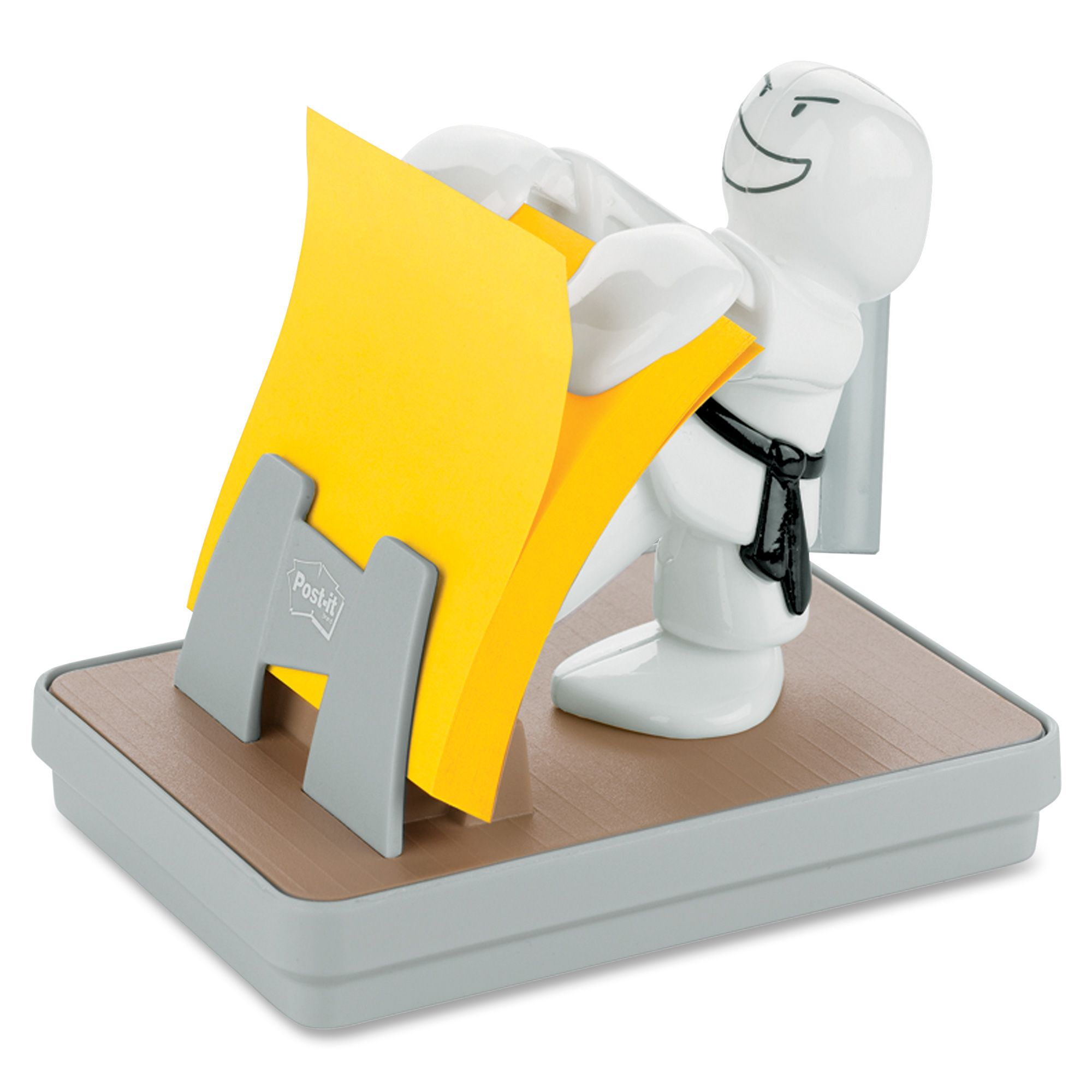 Merveilleux Cute And Fun Office Gift. Karate Pop Up Post It Note Dispenser With Pen  Holder.