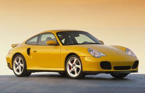 It Was All Yellow 911 Turbo Porsche 911 Turbo Porsche 911