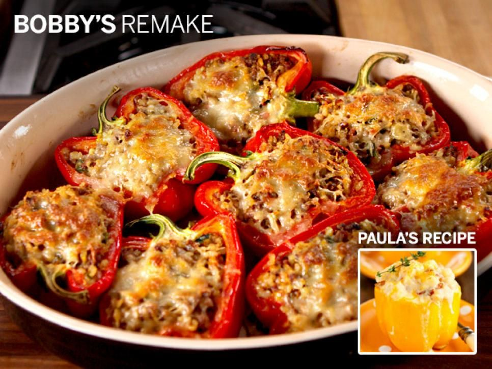 Bobby deens healthy take on paula deen recipes cooking channel food forumfinder Image collections