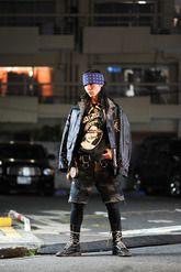 ストリートスナップ   メンズ   ページ4      Fashionsnap.com