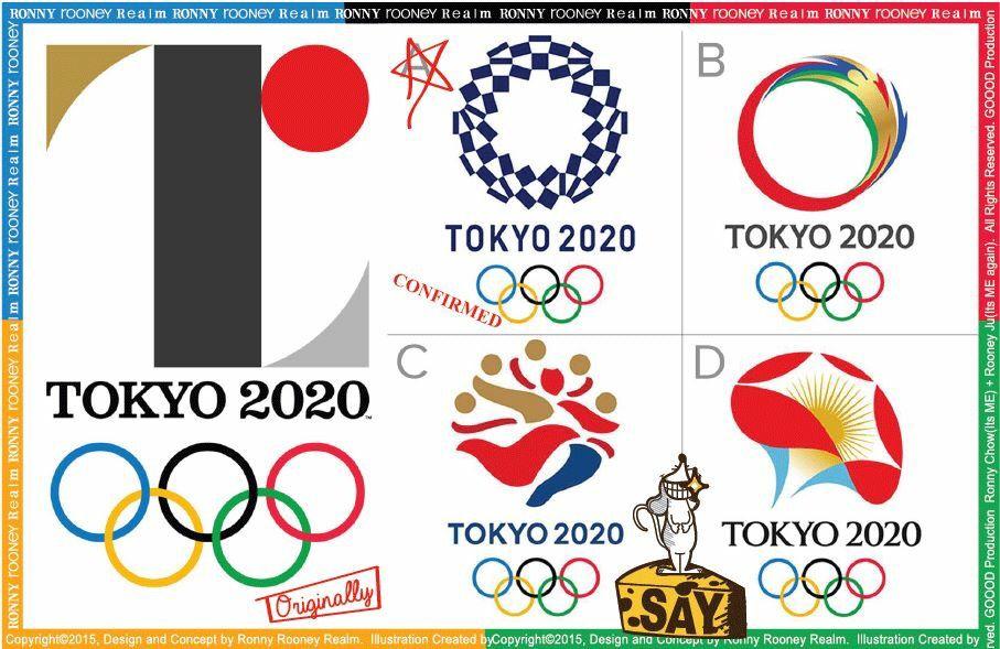 Rrr水吹051回 [奧運] Rrr's Talk 051 [Olympic Logo] 因某些原因導致原本