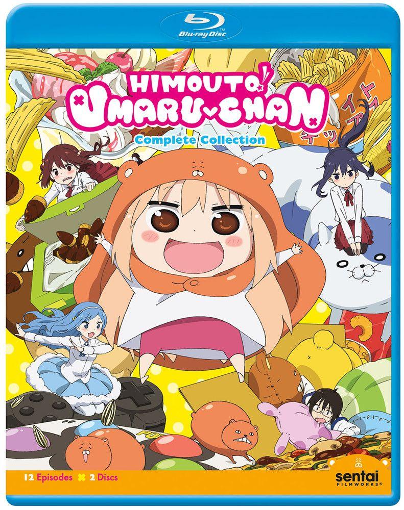 Himouto! Umaruchan Bluray Anime và Ems