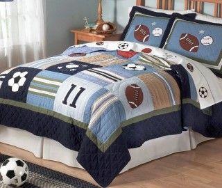 Best 14 Sports Bedding For Boys Room Ideas Boys Room Bedroom